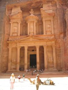 @ Lise Giguère - Petra en Jordanie