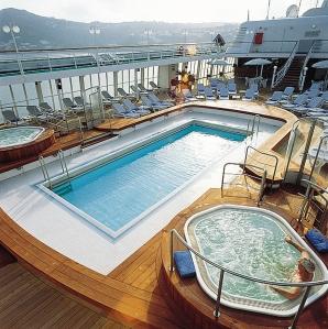 @ Silversea - La piscine