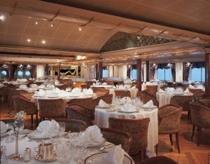 @ Silversea - Le grand restaurant