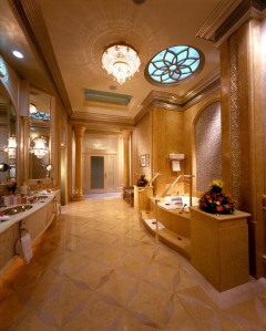 Palace Suite Bathroom