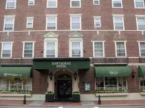 hôtel Hawthorne