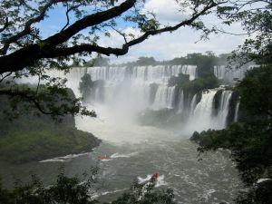 @Lise Giguère - Les chute Iguazù