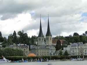 @lisegiguere. Le vieux Lucerne