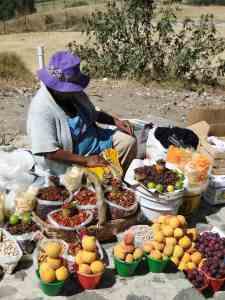 @lisegiguere - vendeuse de friandises à Cholula