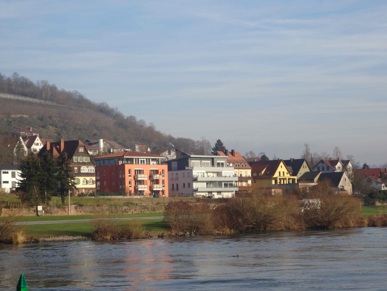 Wertheim Am Main Plan De Ville
