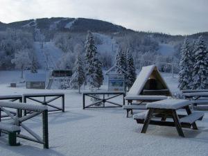 Centre de ski du Mont Edouard