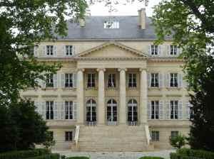 @lisegiguere - Chateau Margaux où l'on produit les vins que l'on dit les meilleurs au monde
