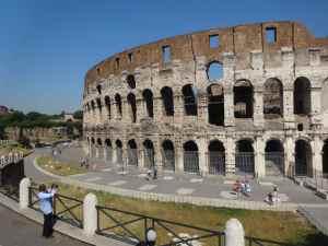 @lisegiguere - Un classique : le magnifique Colisée de Rome