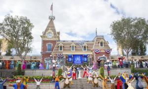 60e de Disneyland