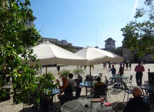 @lisegiguere - Terrasse de la Place Saint-François d'Assise (Plaza de San Francisco de Asis)