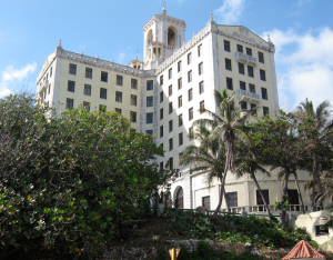 @lisegiguere - Hptel Nacional , un ancien château qui date de 1930