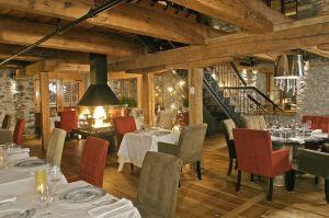 Le restaurant Le Panache de l'Auberge Saint-Antoine, Relais & Châteaux de Québec