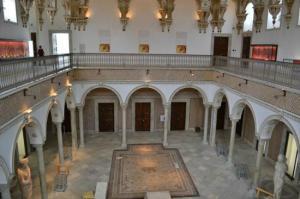 Le magnifique Musée du Bardo