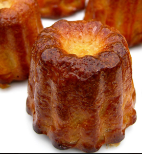 Un cannelé bordelais