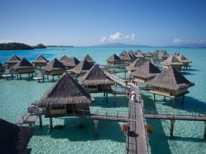 L'intercontinental Le Moana de Bora Bora