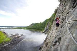 @SEPAQ - Le parc de la Chute Montmorency - Québec