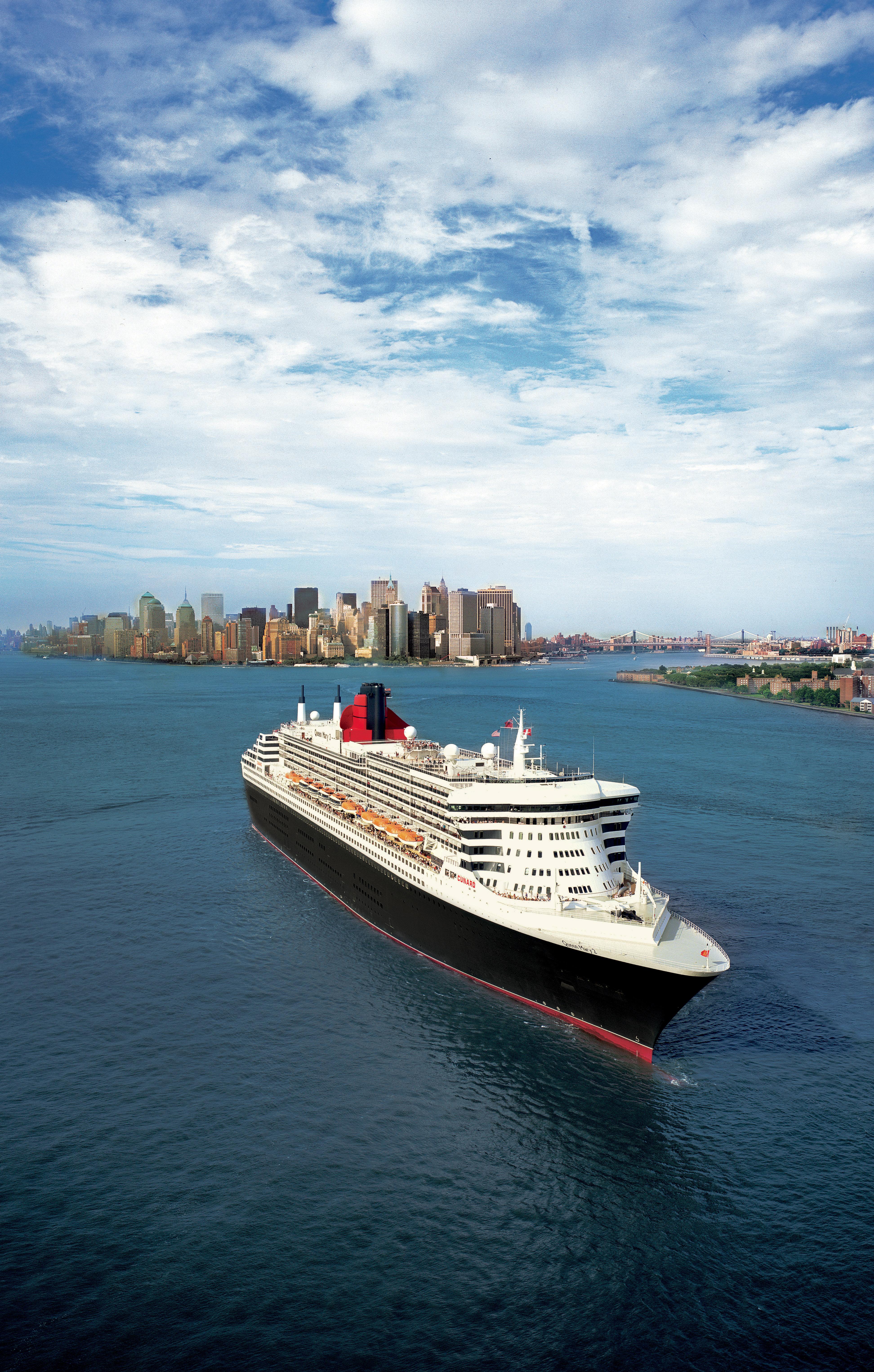 Queen mary 2 mille et un voyages par lise gigu re for Un re a new york