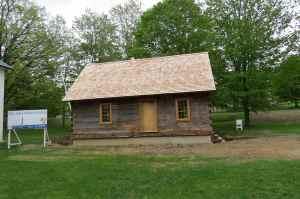 La maison du fondateur de Knowlton