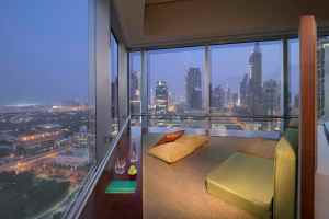 Jumeirah Emirates Towers - Deluxe Suite - Relaxation Corner