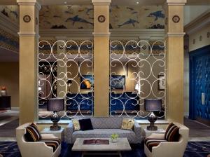 Lobby de l'Hotel Monaco