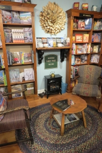 La librairie de Myrna