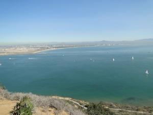 @lisegiguere - Vue spectaculaire sur San Diego