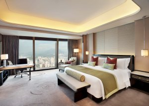 Le  St Regis Shenzen, China