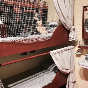 @lisegiguere - Le confort tel que vu dans le passé. Rien à voir avec les luxueuses cabines d'aujourd'hui