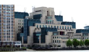 @lisegiguere - Le véritable MI6 que l'on dit indestructible