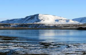 @lisegiguere - L'Islande sous son manteau de givre