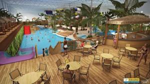 Le nouveau parc aquatique