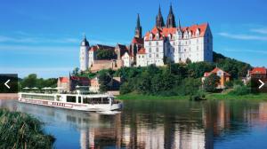 Le Viking Beyla sur l'Elbe