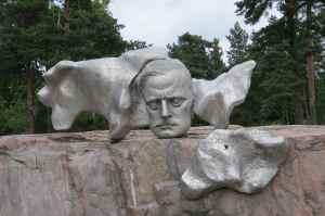 Le compositeur Sibelius