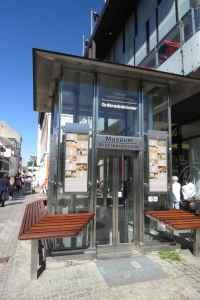@lisegiguere - Entrée pour la visite du musée franciscain
