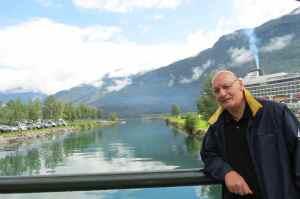@lisegiguere- Incroyable que dans cette petite rivière tranquille on puisse pêcher le saumon