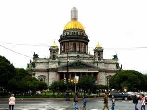 IMG_2364- Isaac Cathedral, à la gloire de l'empire russe. Auj. Musée