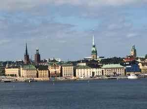 Au revoir Stockholm. A la prochaine.