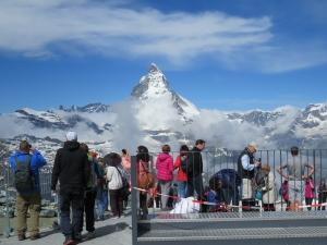 IMG_0357 GORNERGRAT.--Mont Cervin ou Matterhorn