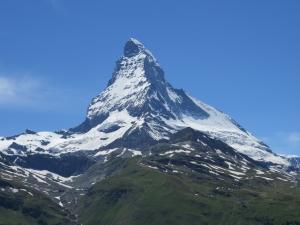 IMG_0444 GORNERGRAT.--Mont Cervin ou Matterhorn