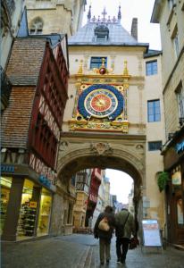 @lisegiguere - La belle horloge astronomique