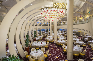 La salle à diner principale - Photo Holland America