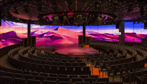 Le World Stage - Photo Holland America