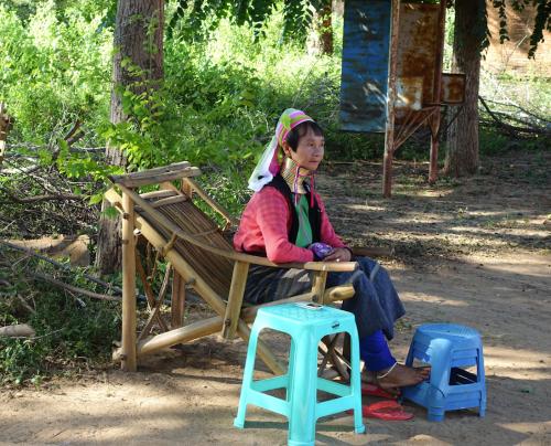 @lisegiguere - Femme-Girage à Bagan, Myan,ar