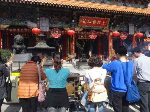 @lisegiguere - Le wong-tai-si-temple-qui-englobe-trois-religions-taoisme-boudhisme-et-confucianisme